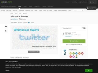 Historical Tweets (Windows)