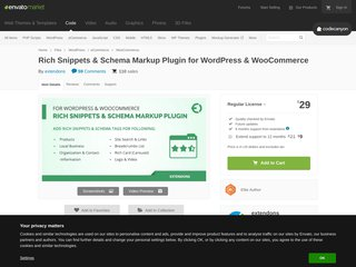 Rich Snippets Schema Markup Plugin for WordPress WooCommerce (WooCommerce)