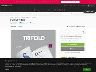 Faithful Trifold (Corporate)