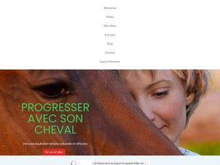 Progresser avec son cheval