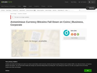 Annonimous Currency Bitcoins Fall Down on Coins (Business, Corporate)