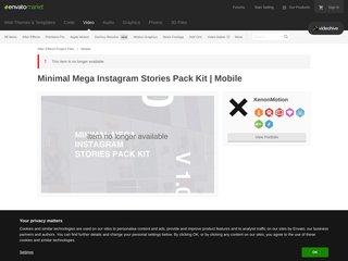 Mega Instagram Stories Pack Kit (Mobile)