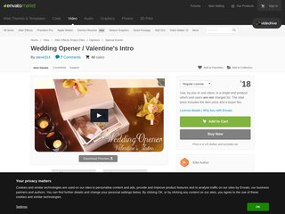 Wedding Opener / Valentine's Intro (Special Events)
