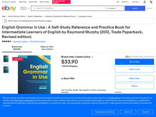 English Grammar in Use with Answers and Practice Book 5th edition 2019 (PDF)