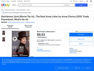 Gentleman Jack: The Real Anne Lister (eb00k)