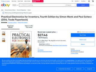 Practical Electronics for Inventors(eb00k)