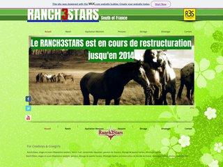 Ranch 3 stars équitation western et quarter horses