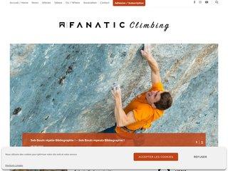 Fanatic Climbing - Média actualité en escalade