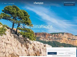 Camping Parc Mogador 4 étoiles à Sanary-Sur-Mer