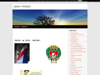LE  BLOG  DE  JEAN  MEYER
