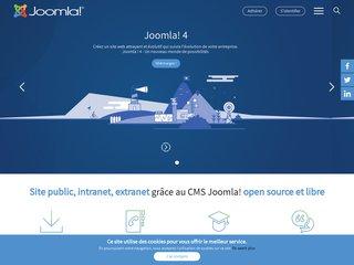 Joomla CMS gratuit
