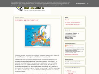 screenshot http://libracteurs.blogspot.com/ Libr'acteurs