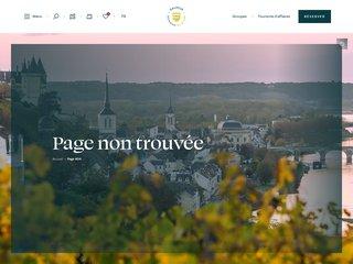 Office de tourisme montreuil bellay 49260 camping et vacances montreuil bellay - Office de tourisme maine et loire ...