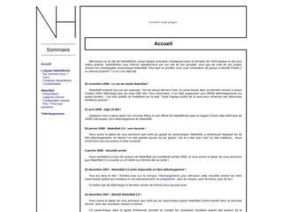 screenshot http://nahelworks.free.fr Nahelworks