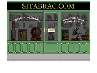 screenshot http://sitabrac.com Sitabrac.com