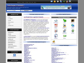 screenshot http://telecharger-freeware.com/ <title>ANNUAIRE NOOGLE.  webmaster connect</title>