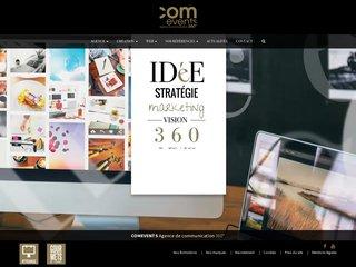Agence web Comevents
