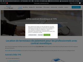 Terminal de paiement GPRS ou Adsl
