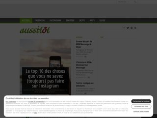 Aussitot.fr