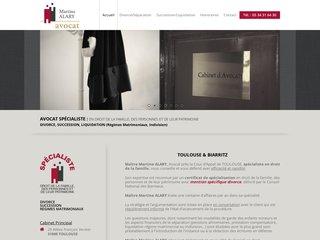 Détails : Avocat Toulouse Martine Alary