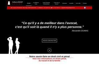 Détails : Maître BUGUET Avocat à Valenciennes