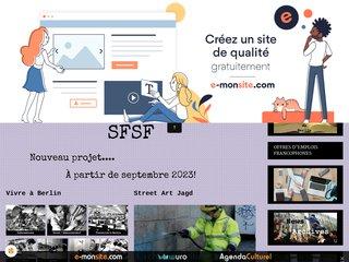 La Web TV des francophones expatriés en AllemagneMiniature par Apercite.fr
