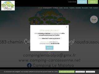 Camping Das Pinhiers 3 étoiles à Villemoustaussou