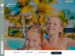 Camping La Tabardiere 4 étoiles à La Plaine Sur Mer