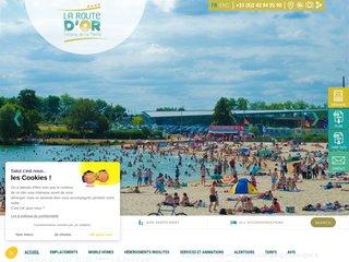 Camping Municipal De La Route D'Or 3 étoiles à La Fleche