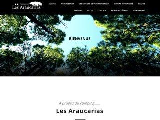 Camping Les Araucarias 2 étoiles à Carlepont