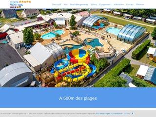 Camping Sas Strike 4 étoiles à Saint Jean De La Riviere