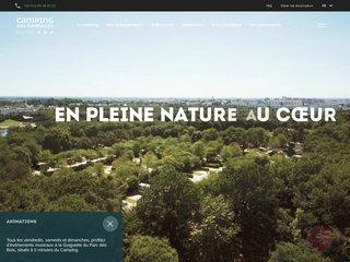Camping Des Gayeulles  3 étoiles à Rennes