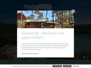 Camping De Surchauffant 3 étoiles à La Tour Du Meix