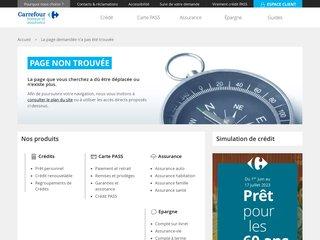 Carte MasterCard | Carrefour Banque