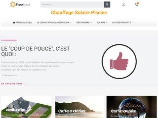 screenshot http://www.chauffage-solaire-piscine-freeheat.fr/