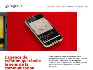 screenshot http://www.colegram.ch