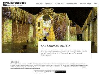 CulturespacesMiniature par Apercite.fr