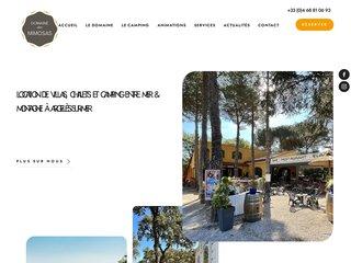 Camping Domaine Des Mimosas 2 étoiles à Argelès-Sur-Mer