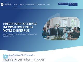 Assistance, maintenance informatique et infogérance pme, développement web Paris