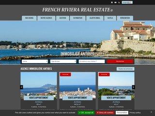 Détails : FRRE : Agence immobilière à Antibes