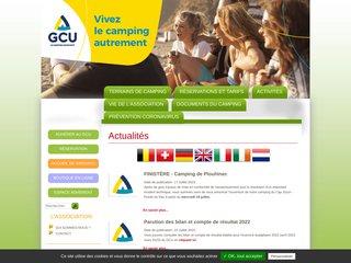 Camping Gcu Auvers-Sur-Oise 1 étoile à Auvers-Sur-Oise