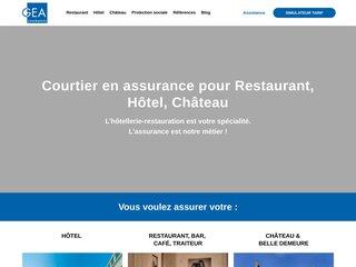 Assurance restauration - Assurance hôtel