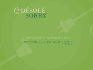 screenshot http://www.gembid.fr Gembid.fr