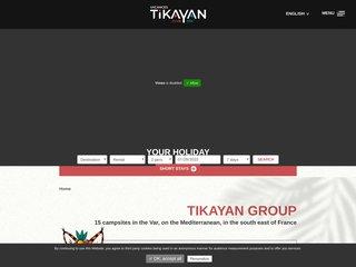 Camping Domaine Du Golfe De Saint Tropez 2 étoiles à Grimaud
