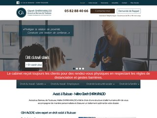 Avocat droit social Toulouse