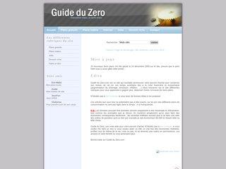 Guide du Zéro