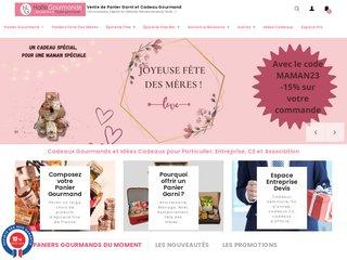 screenshot http://www.haltegourmande.com Halte gourmande