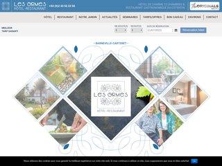 Hôtel des OrmesMiniature par Apercite.fr