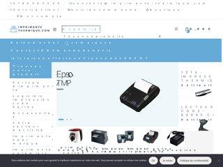 Idenshop - vente de lecteurs code barre, imprimantes thermiques à étiquettes, douchette code barres