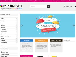 screenshot http://www.imprim.net/